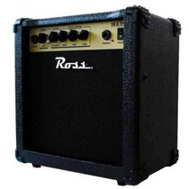 Amplificador Ross 10w De Potencia Para Guitarra Electrica
