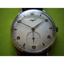 Relógio Longines Ouro 18/750 K Mov. A Corda Jjoaobaldini2009