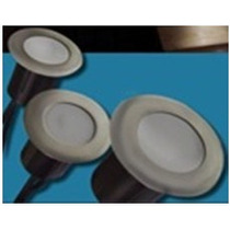 Mini Spot Empotrable Para Piso Led 3.5w Deck Light Pqt 6 Pza