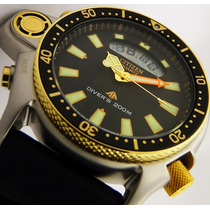 Citizen Aqualand Jp2004-07e Série Ouro Jp2004