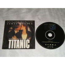 James Horner Titanic Rose Southampton Cd Promo Sony 1998