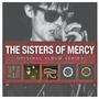 Cd Original The Sisters Of Mercy Original Album Series 5 Cds