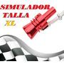 Simulador De Turbo Talla Xl