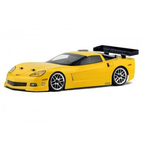Bolha P/ Automodelo On Road Hpi Corvette C6 1/10 200x260mm