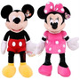 Muñeco Peluche De Mickey 28cm O Minnie Roja-rosa- Musical<br><strong class='ch-price reputation-tooltip-price'>$ 199<sup>99</sup></strong>