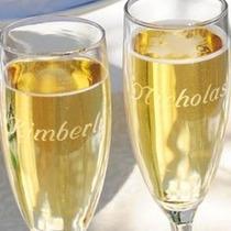 24 Copas Vino Champagne Clasicas Grabadas Fiesta Aniversario