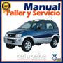 Manual De Taller Y Servicio Toyota Terios 2002-2007 Ingles