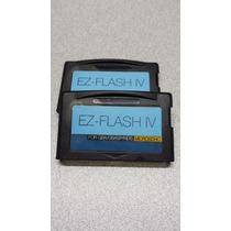 Ez Flash Iv Gba/gbasp/nds Micro Sdhc Em Bh No Centro-maleta