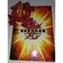 Bakugan Frosch 310g Con Carta Metal !! Oportunidad !!