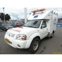 Ambulancias Otros Np300/d22
