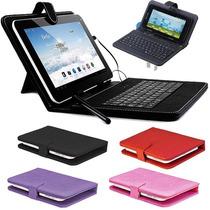 Funda Teclado Tablet 7 Pulgadas Usb Microusb