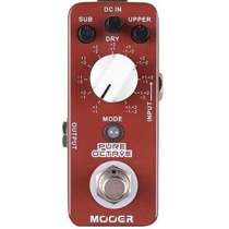 Pedal Mooer Pure Octave - Mpo - Pd0818