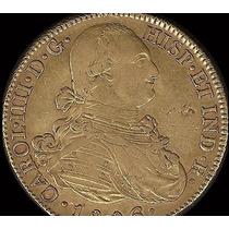 8 Escudos De Oro Unico En Mercado Libre Ceca Colombia 27 Gr