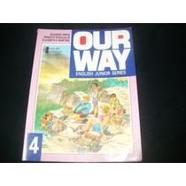 Livro English Our Way Vol 4 - Professor