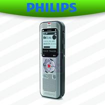 Grabadora Digital D Voz Philips Dvt2000 Usb Mp3 Graba Fm 4gb
