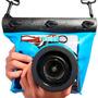 Funda Sumergible Para Cámaras Dslr 20m Nikon Canon Sony Etc