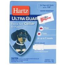 Seisgarritas Collar Antipulgas Hartz Cachorro Proteccion.