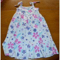 Vestidos Sueltos Junior 3 Colores 6-10 Años Little Treasure