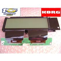 Display Teclado Korg Triton Le/ Triton Tr/ Triton Rack Novo