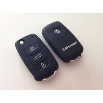 Funda Silicon Llave Jetta Clasico Bora Vento Vw Volkswagen