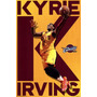 Poster (61 X 91 Cm) Cleveland Cavaliers - Kyrie Irving 2013