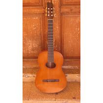 Guitarra Clásica Lucas Carrera Luthier