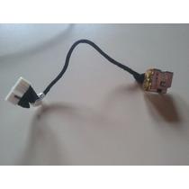 Dc Power Jack Para Notebook Hp G62 Compaq Cq56