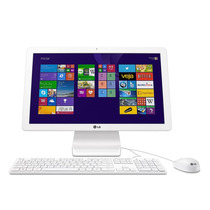 All In One Lg 21,5 Pc 22v240 - 4gb, 500hd, Windows 8 Fullhd