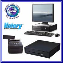 Caja Registradora ( Impresora Fiscal+ Cpu+ Sistema+ Gaveta )
