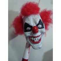 Mascara Palhaço Assassino Pronta Entrega