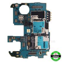 Tarjeta Logica Samsung Galaxy S4, Liberada De Fabrica