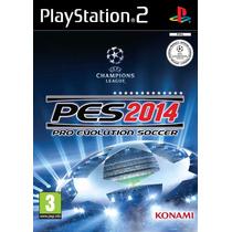 Patch Pro Evolution Soccer 2014 Para Ps2 Destravado!