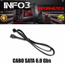 Cabo Sata 3 Foxconn Sata 6 Gb/s Sata3 Sataiii Original