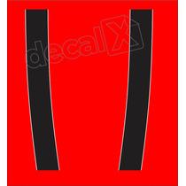 Adesivo Faixa Lateral Mini Cooper - Decalx