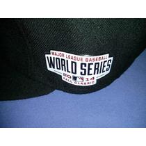 Gorra New Era 59fty San Francisco Giants Serie Mundial 2014