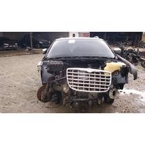 Batida Para Retirada De Pecas Chrysler C300