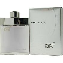 Perfume Mont Blanc Individuel 100 Ml Original