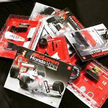 Ayrton Senna Mclaren Planeta Deagostini Mp4/4 Liquidando!!!
