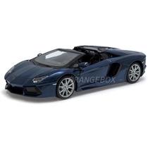 Lamborghini Aventador Lp-700-4 Roadster Maisto 1:24 31504-az
