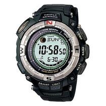 Relogio Casio Protrek Prg130-1v Solar Barometro E Termometro