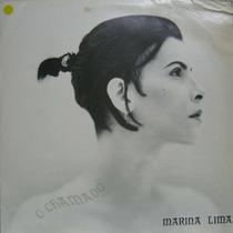 Marina Lima - O Chamado - Lp Emi 1993 Com Encarte