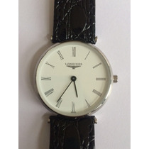 Reloj Longines La Grande Classique Hombre Correa Cuero