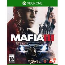 Mafia 3 Para Xbox One ¡sólo En Gamers!