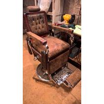 Cadeira Campanile Hidráulica Relíquia Raridade