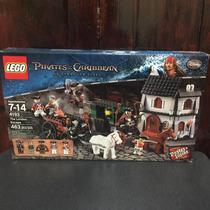 Lego Piratas Del Caribe The London Escape 4193 Pirates