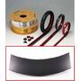 Moldura Baguetta Adhesiva Protector Paragolpe Auto Rollo 5m