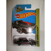 Hot Wheels 86 Monte Carlo Ss Negro 230/250 2014