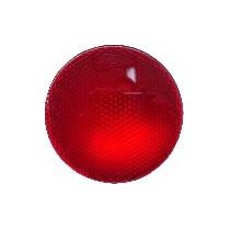 Lanterna Traseira Carreta Noma Busscar Vermelha Embutida Atd