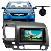 Dvd Multimidia New Civic 2006/2011 Camera Ré Tv Bluetooth