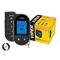 Alarma Viper 5706v Control Lcd 2 Vias Arrancador Nueva Ofert